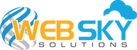 Websky Solutions Pvt Ltd Logo Which is One Of The Best Mobile App Development Company